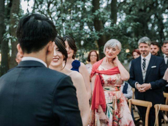 Il matrimonio di Wisarut e Serena a Lecce, Lecce 44