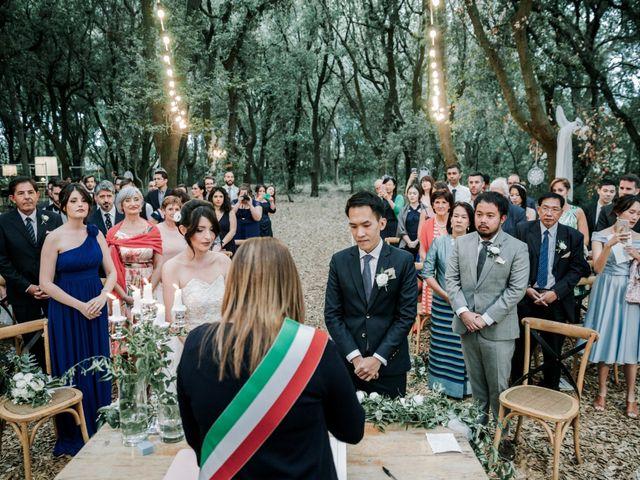 Il matrimonio di Wisarut e Serena a Lecce, Lecce 45