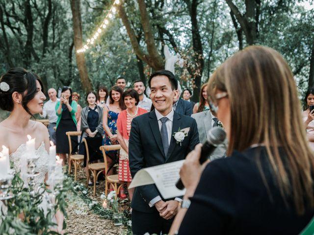Il matrimonio di Wisarut e Serena a Lecce, Lecce 46