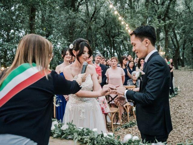 Il matrimonio di Wisarut e Serena a Lecce, Lecce 49