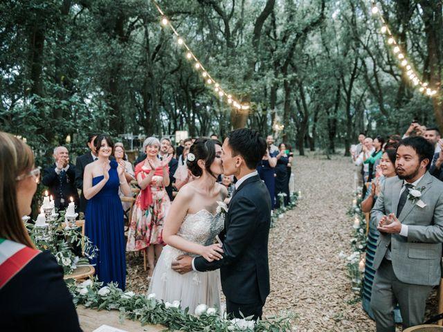 Il matrimonio di Wisarut e Serena a Lecce, Lecce 1