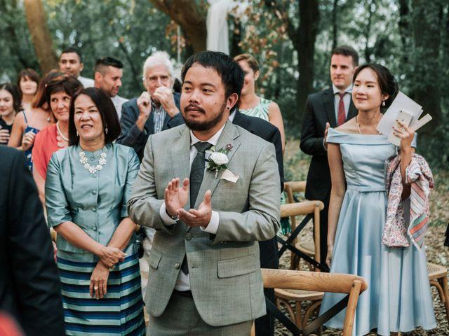 Il matrimonio di Wisarut e Serena a Lecce, Lecce 52