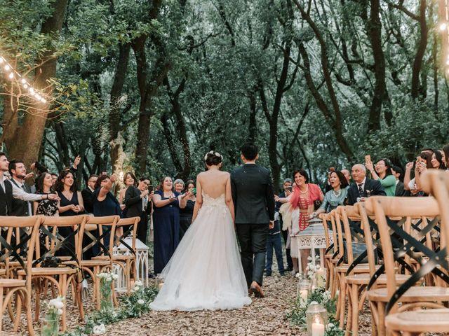 Il matrimonio di Wisarut e Serena a Lecce, Lecce 67