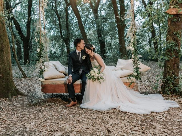 Il matrimonio di Wisarut e Serena a Lecce, Lecce 69