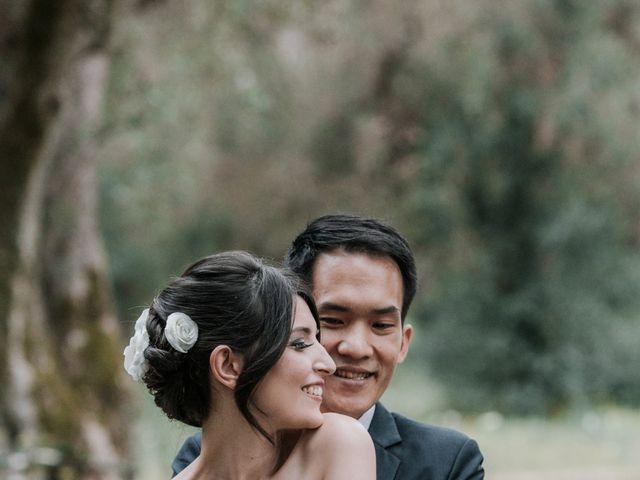 Il matrimonio di Wisarut e Serena a Lecce, Lecce 72