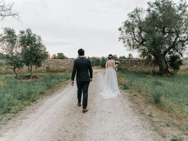 Il matrimonio di Wisarut e Serena a Lecce, Lecce 73