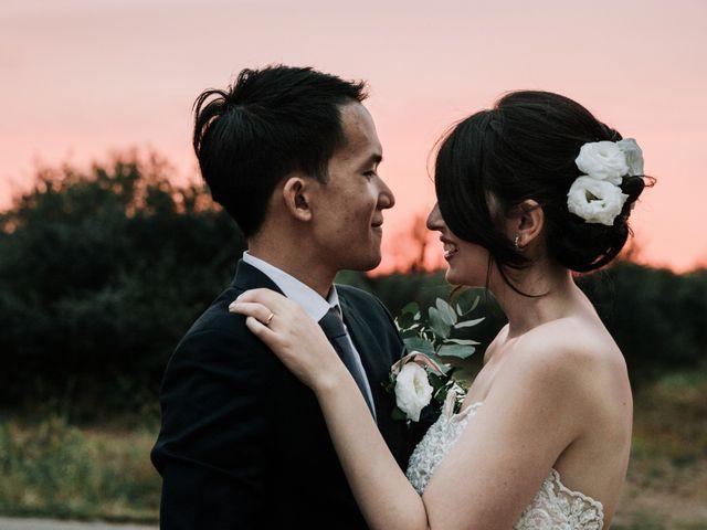 Il matrimonio di Wisarut e Serena a Lecce, Lecce 78