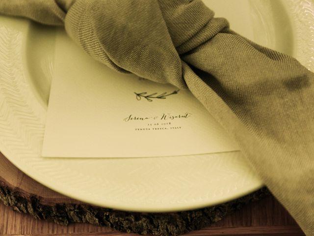 Il matrimonio di Wisarut e Serena a Lecce, Lecce 86
