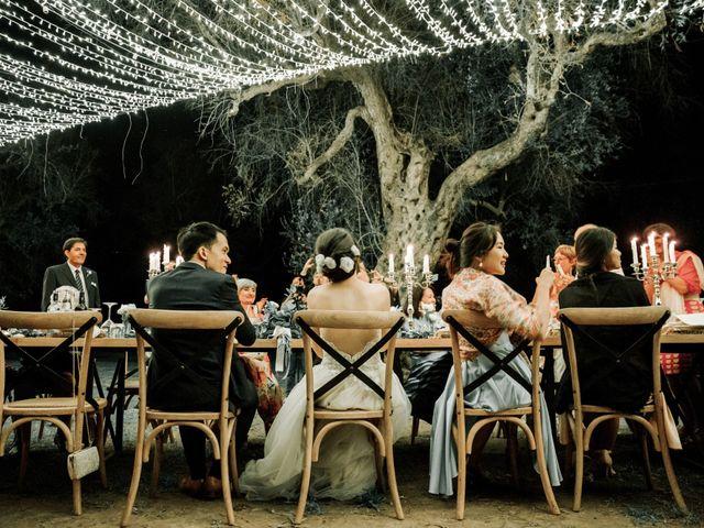 Il matrimonio di Wisarut e Serena a Lecce, Lecce 91