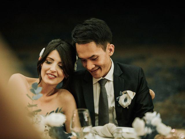 Il matrimonio di Wisarut e Serena a Lecce, Lecce 92