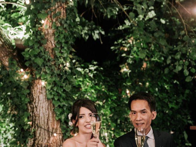 Il matrimonio di Wisarut e Serena a Lecce, Lecce 102