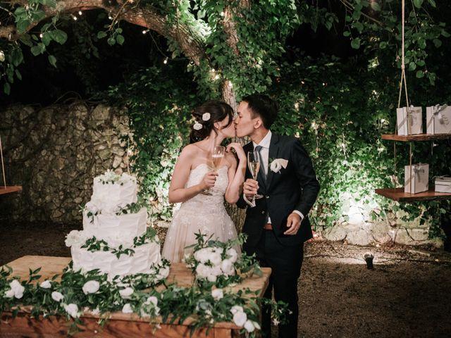 Il matrimonio di Wisarut e Serena a Lecce, Lecce 103