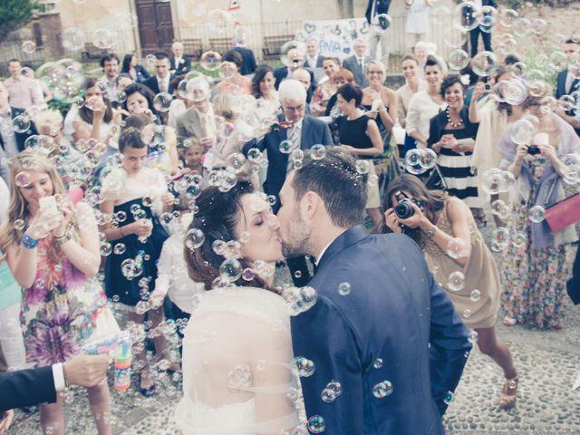 le nozze di Flavia e Luca
