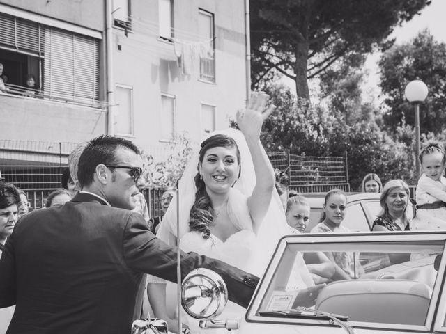 Il matrimonio di Lino e Jessica a Pozzuoli, Napoli 27