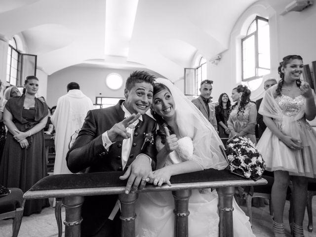 Il matrimonio di Lino e Jessica a Pozzuoli, Napoli 35