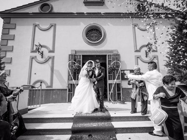 Il matrimonio di Lino e Jessica a Pozzuoli, Napoli 36