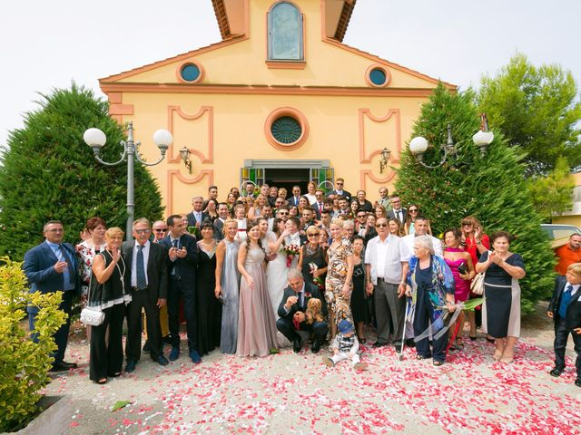 Il matrimonio di Lino e Jessica a Pozzuoli, Napoli 37