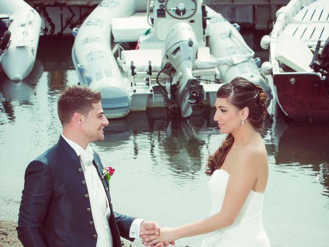 Il matrimonio di Lino e Jessica a Pozzuoli, Napoli 38