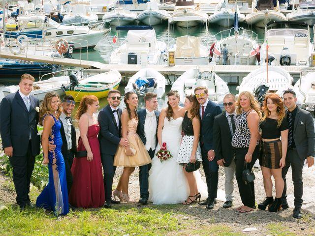 Il matrimonio di Lino e Jessica a Pozzuoli, Napoli 40