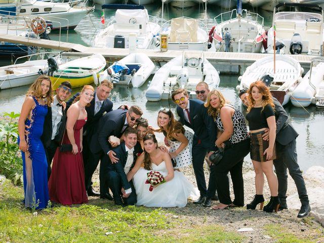 Il matrimonio di Lino e Jessica a Pozzuoli, Napoli 41