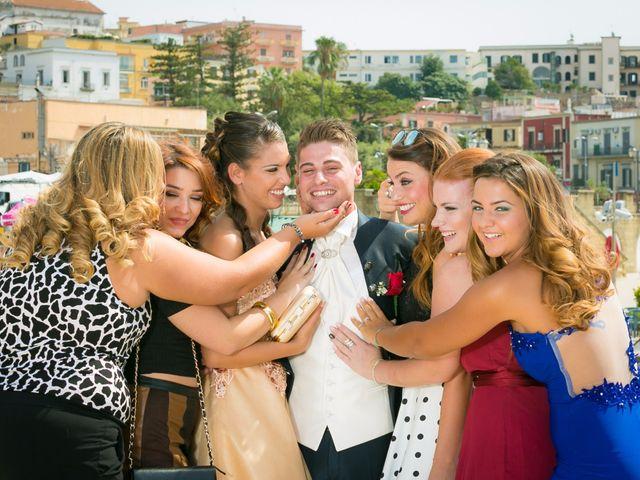 Il matrimonio di Lino e Jessica a Pozzuoli, Napoli 42