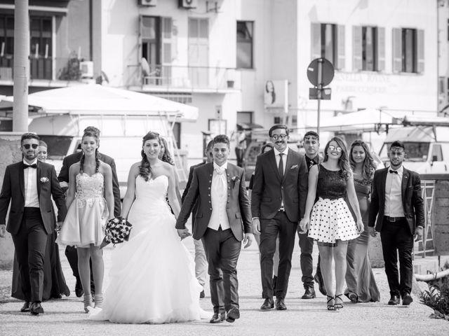 Il matrimonio di Lino e Jessica a Pozzuoli, Napoli 43