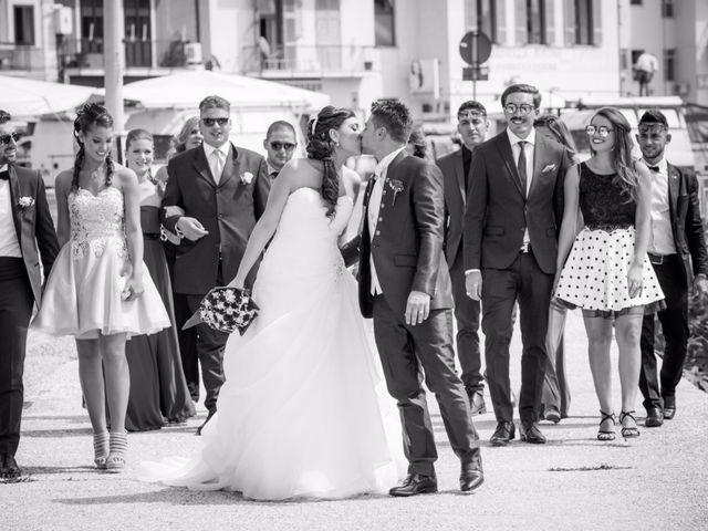 Il matrimonio di Lino e Jessica a Pozzuoli, Napoli 44