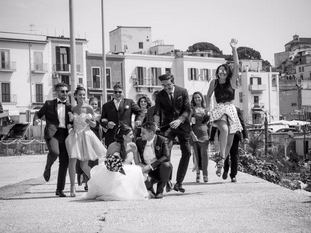 Il matrimonio di Lino e Jessica a Pozzuoli, Napoli 45