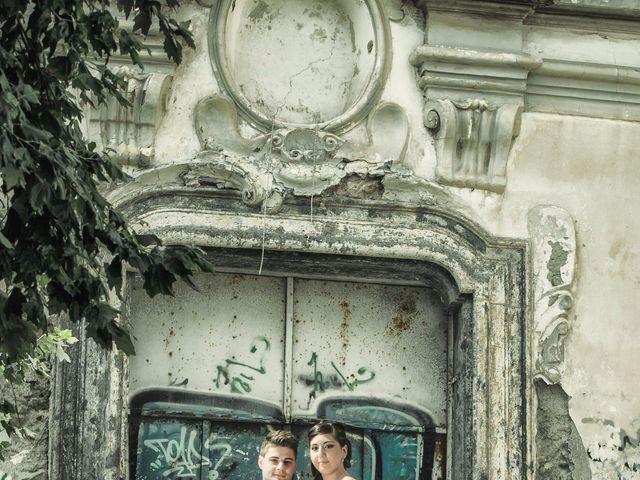 Il matrimonio di Lino e Jessica a Pozzuoli, Napoli 49