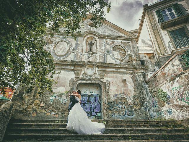 Il matrimonio di Lino e Jessica a Pozzuoli, Napoli 51