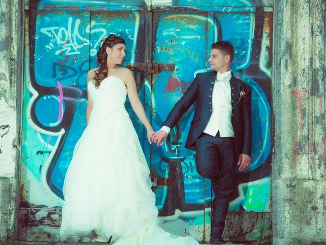 Il matrimonio di Lino e Jessica a Pozzuoli, Napoli 52