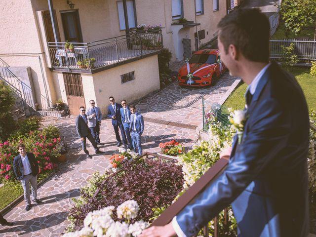 Il matrimonio di Fabio e Gloria a Nembro, Bergamo 13