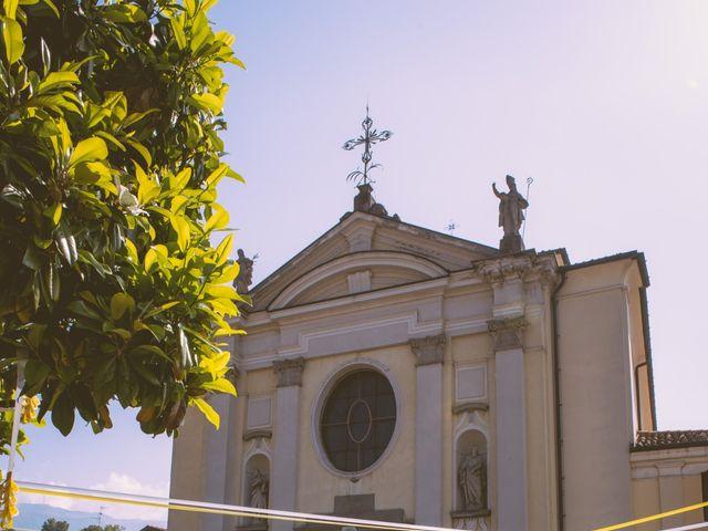 Il matrimonio di Fabio e Gloria a Nembro, Bergamo 16