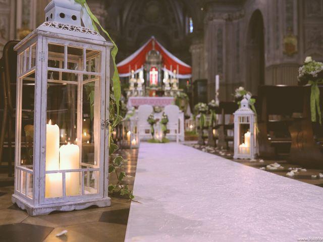Il matrimonio di Fabio e Gloria a Nembro, Bergamo 17