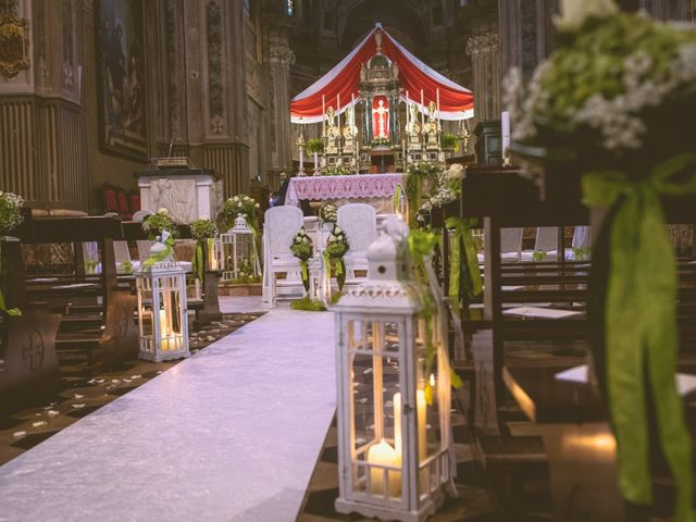 Il matrimonio di Fabio e Gloria a Nembro, Bergamo 19