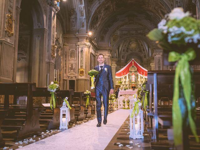 Il matrimonio di Fabio e Gloria a Nembro, Bergamo 20