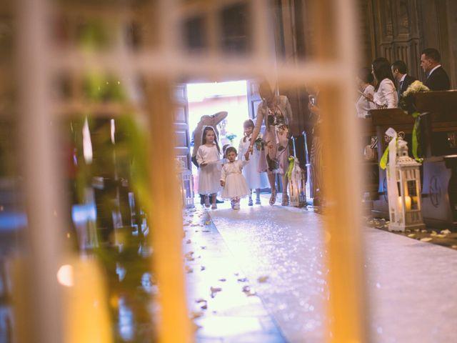 Il matrimonio di Fabio e Gloria a Nembro, Bergamo 26