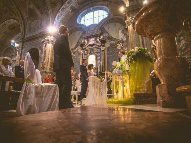 Il matrimonio di Fabio e Gloria a Nembro, Bergamo 27