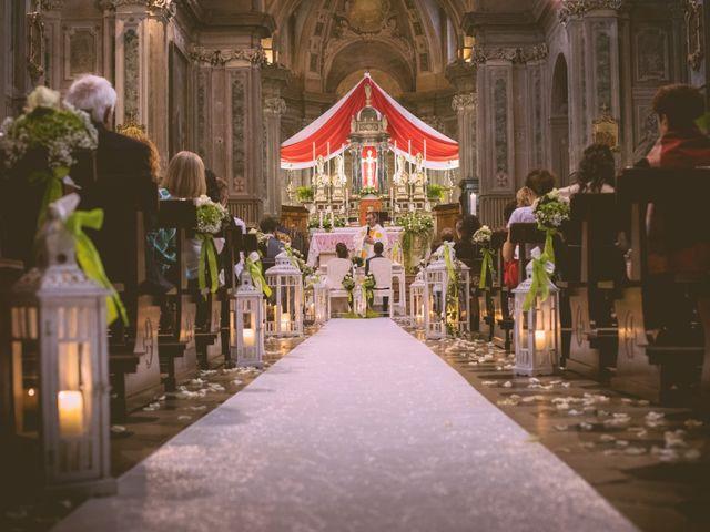 Il matrimonio di Fabio e Gloria a Nembro, Bergamo 31
