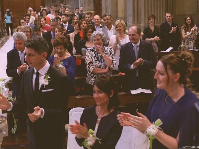 Il matrimonio di Fabio e Gloria a Nembro, Bergamo 38
