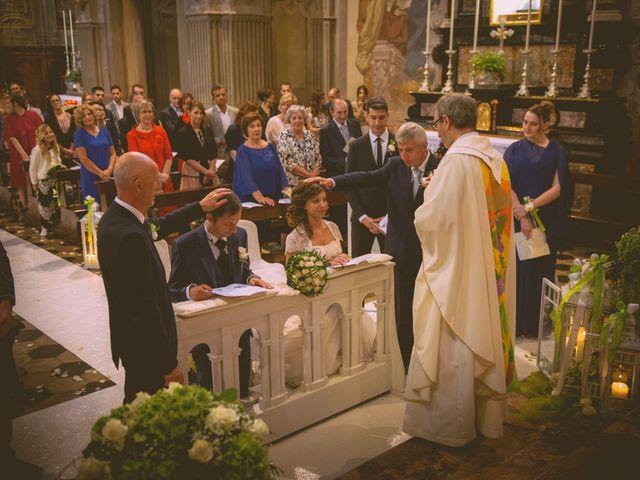 Il matrimonio di Fabio e Gloria a Nembro, Bergamo 39