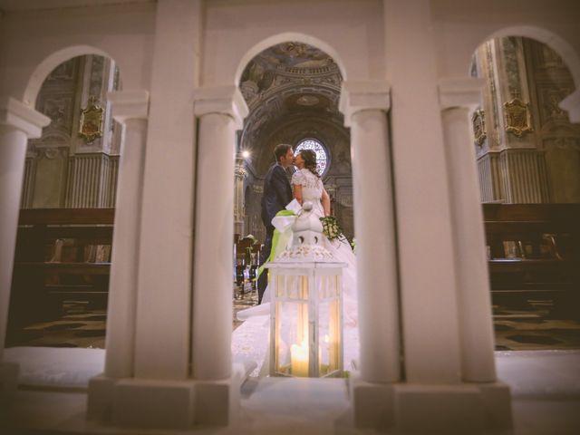 Il matrimonio di Fabio e Gloria a Nembro, Bergamo 43