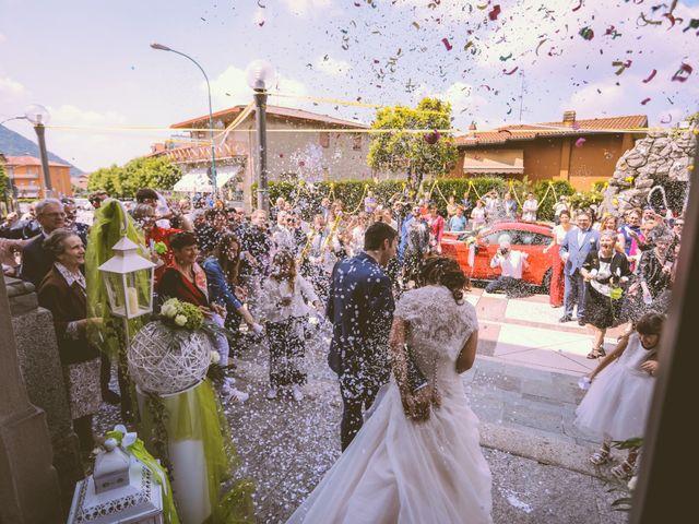 Il matrimonio di Fabio e Gloria a Nembro, Bergamo 45