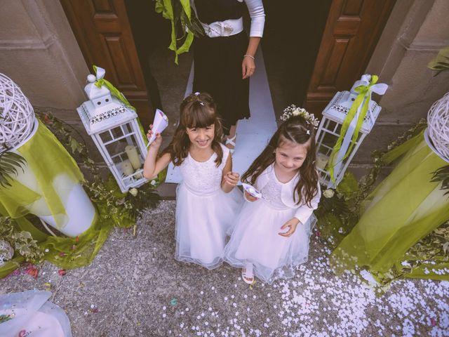 Il matrimonio di Fabio e Gloria a Nembro, Bergamo 47