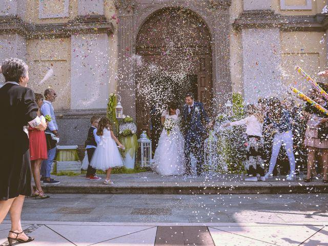Il matrimonio di Fabio e Gloria a Nembro, Bergamo 49