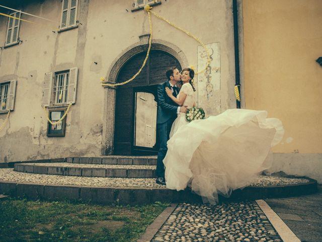 Il matrimonio di Fabio e Gloria a Nembro, Bergamo 55