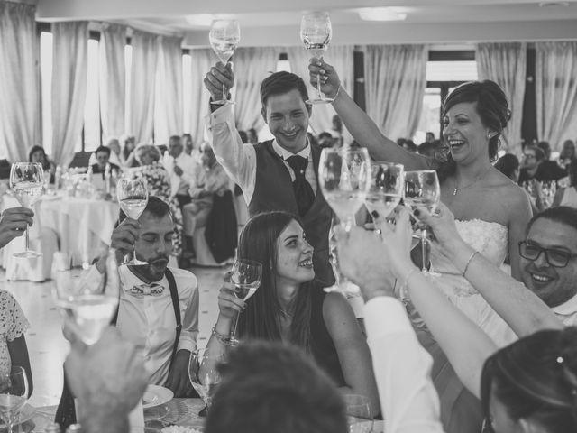Il matrimonio di Fabio e Gloria a Nembro, Bergamo 73