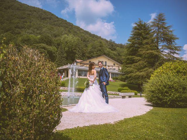 Il matrimonio di Fabio e Gloria a Nembro, Bergamo 87