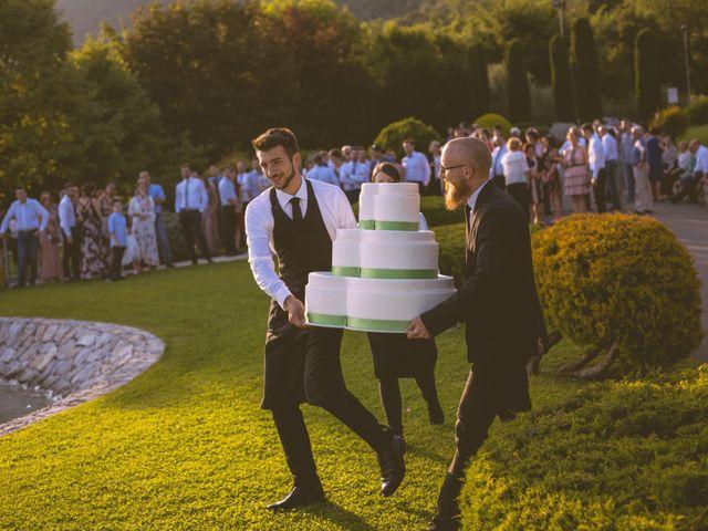 Il matrimonio di Fabio e Gloria a Nembro, Bergamo 90