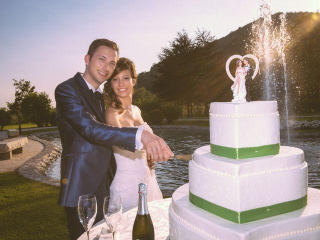 Il matrimonio di Fabio e Gloria a Nembro, Bergamo 93